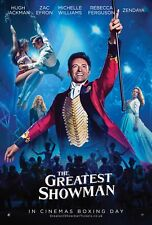 The Greatest Showman Movie Poster (24x36) - Hugh Jackman, Zendaya, Zac Efron