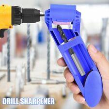 Drill Bit Sharpener Corundum Grinding Wheel Portable Drill Powered Tool