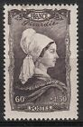 FRANCE TIMBRE N° 593 ** COIFFES REGION PICARDIE