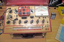 HICKOK  6000A - HEATHKIT - MUTUAL CONDUCTANCE TUBE TESTER 1967