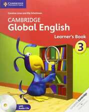 Cambridge Global English Stage 3 Learner's Book with Audio CDs (2), Schottman, E