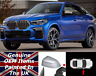 BMW X6 G06 (Genuine New) Right Wing Mirror Cover Painted To Match 2020 On