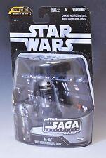 2006 Star Wars Saga ROTS EP3 R4-K5 Darth Vader Astromech Droid MIP