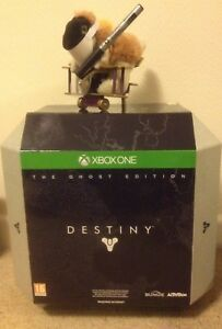 DESTINY 1 THE GHOST EDITION XBOX ONE SERIES X collectors statue figure edition