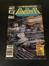 Punisher 1 Mini Series Not The 1st Appearance Spider-Man 129 CGC CBCS It!