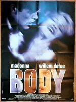 Plakat Kino Original Body Madonna - 120 X 160 CM