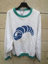 VINTAGE Sweat MICHEL PLATINI maglia jersey shirt année 90 collection  football XL d570fcb83307