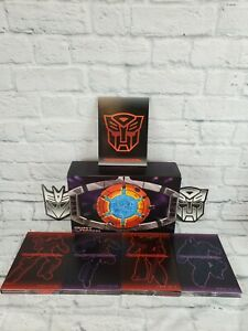 Transformers Matrix Of Leadership 25th Anniversary Edition The Complete...
