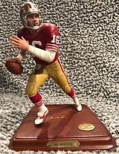 Joe Montana Danbury Mint Figure