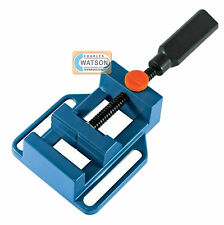 Cast Aluminium 65mm Notched Jaw Quick Release Mechanism Pillar Drill Vise