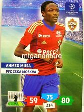 Adrenalyn XL Champions League 13/14 - Ahmed Musa - PFC CSKA Moskva