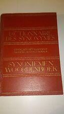 Dictionnaire de synonymes Français-Néerlandais - J. Froimont (Brepols, 1947)