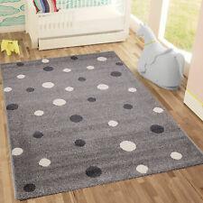 Airxcn Runde Teppiche f/ür Wohnzimmer Kinderzimmer Teppich geometrische Dreieck gelb grau hellblau Spielmatten f/ür Baby Kissen Mat-60x60cm