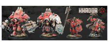 PRIVATEER PRESS - WARMACHINE - KHADOR - CHARACTERS - VARIOUS WARGAMING FIGURES