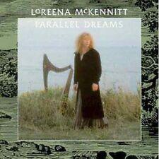 Loreena McKennitt - Parallel Dreams-Remastered (NEW CD)
