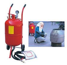 Techtongda AIR PRESSURIZED PORTABLE SAND POT SANDBLASTING MACHINE 10 gallon tank