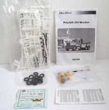 Heller Peterbilt 359 Wrecker Towing Truck American Trucks 1:43 Scale Model RARE
