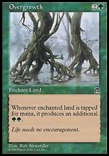 *MRM* ENGLISH Luxuriance (Overgrowth) MTG Stronghold