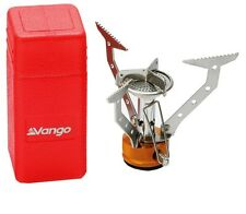 Vango Compact Gas Stove - Hiking Lightweight backpacking Camping stove