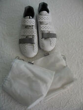 Rapha Road Cycling Shoes - White - Size 44  $400 Retail
