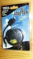 MadCatz Playstation 2 - PS One - Playstation - RF Adapter New