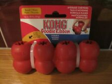 KONG Dog Toy Goodie Ribbon Treat Dispensing Dogs Toys SMALL 1 OF 3