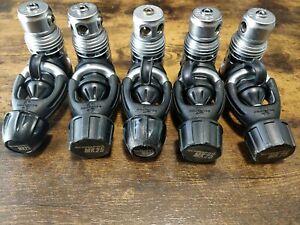 5 pieces of Scubapro MK25 Scuba Diving 1st Stage Regulators