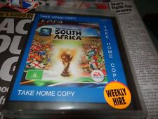 FIFA WORLD CUP 2010 SOUTH AFRICA PS3 PLAYSTATION 3 *BARGAIN