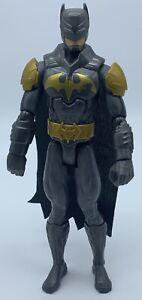 Batman DC Comics 30 Cm (s15) DGG13 2016 Vintage Mattel Action Figure Usato