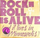 """PRINCE ROCK N ROLL IS ALIVE & IT LIVES IN MINNEAPOLIS - 7"""" VINYL """" NEW, SEALED """""""