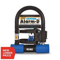 Oxford Alarm-D Mini 205mm x 155mm -  LK352 Security Lock U Locks