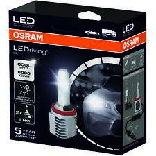 OSRAM LEDriving HL 6000K LED Car Headlight Bulbs H11 (Twin Pack) 65211CW