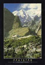 Pakistan Beautiful Postcard Karimabad Hunza