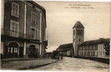 CPA  Le Lot Pittoresque -Gourdon - Tour de Ville (223486)