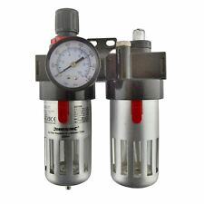 Air Filter Regulator and Lubricator Air Tools Fittings Water Trap Compressor S