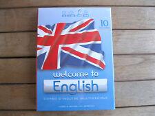 WELCOME TO ENGLISH Corso di inglese multimediale Vol. 10 - NUOVO SIGILLATO