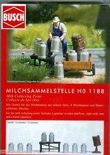 Busch 1188 milchsammelstelle, Kit di costruzione, H0