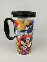 Mickey Mouse Club Disney World - Whirley Drink Works - Insulated Travel Mug 16oz
