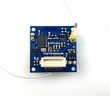 TinyCircuits 433MHz Long Range Radio TinyShield SI4432 Transceiver Arduino