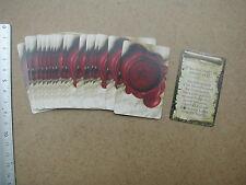 20 CURSE   CARDS  / FATE OF THE ELDER GODS M04