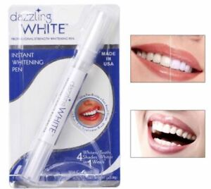 Dazzling White Extra strong Instant Tooth Whitening Gel pen