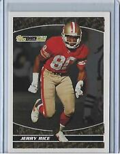 1993 Topps Jerry Rice Black Gold!! #12 (49ers)  Look!!! Hot! HOFer!!