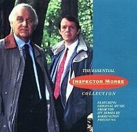 Barrington Pheloung - The Essential Inspector Morse Collection [CD]