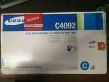 Samsung C4092 Cyan Toner - Sealed Never Opened - CLT-C4092S