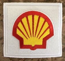 RARE Official Ferrari F1 Shell Sponsor Uniform Patch - Massa - Schumacher