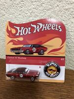 Hot Wheels Custom '67 Mustang 50th Anniversary NEW SEALED 2018 UNPUNCHED