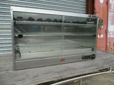 More details for commercial belling warming cabinet 107 sr counter-top pie table cupboard heating