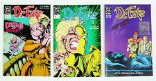 Dr. Fate DC Comic Book Lot 7, 8 & 10