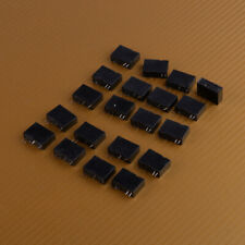20Pcs 12VDC 4 Pins Electromagnetic Power Relay Mount SPST-NO