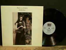 PHIL AND JOHN   Lonely Dancer  LP   Lovely copy!
